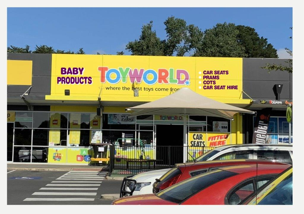 Toyworld Storefront