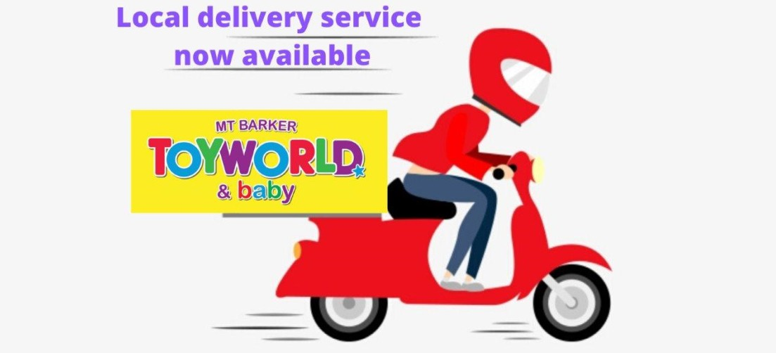 Delivery Service Available